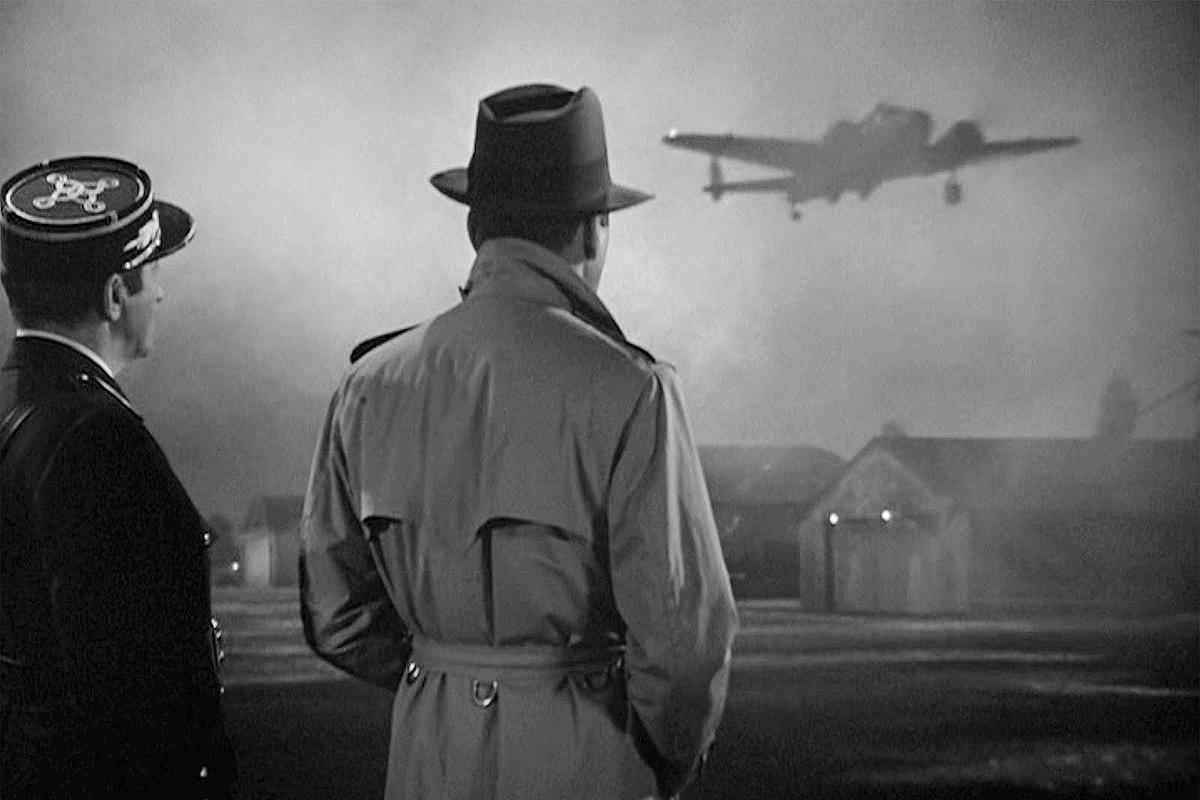 Film Noir Detective Style