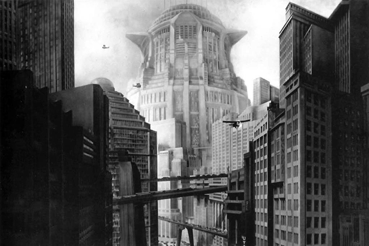 How Dystopias Influenced Dieselpunk