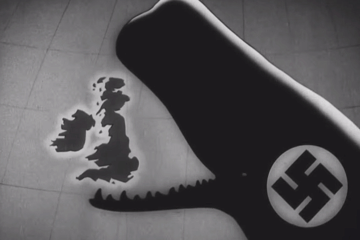 How the Nazis Planned to Invade Great Britain
