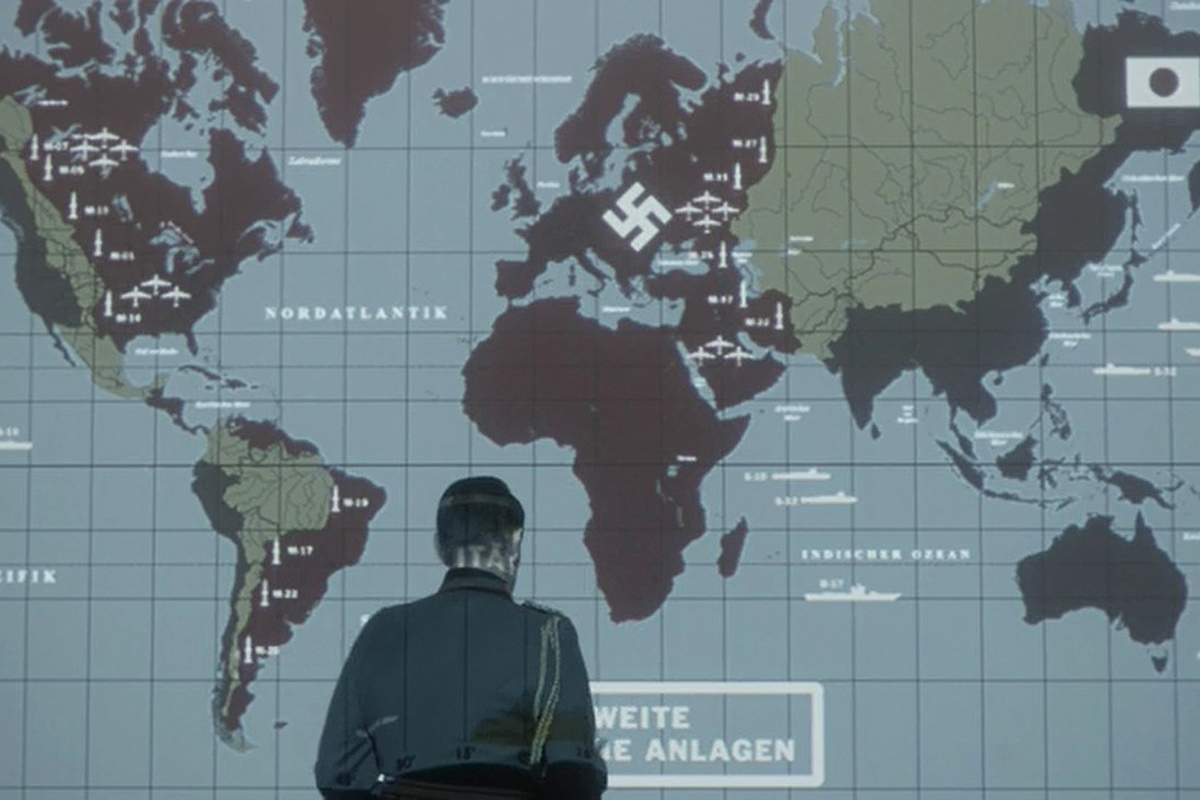 The World of The Man in the High Castle