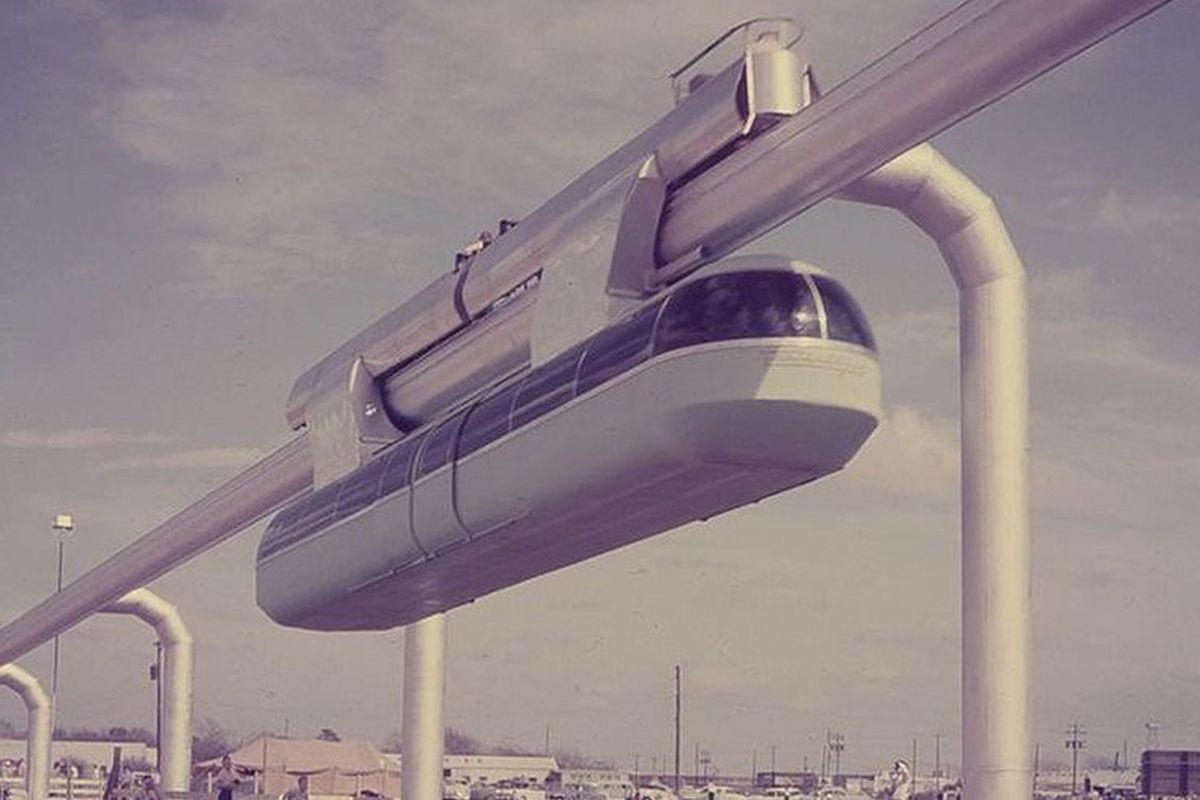 Trailblazer monorail