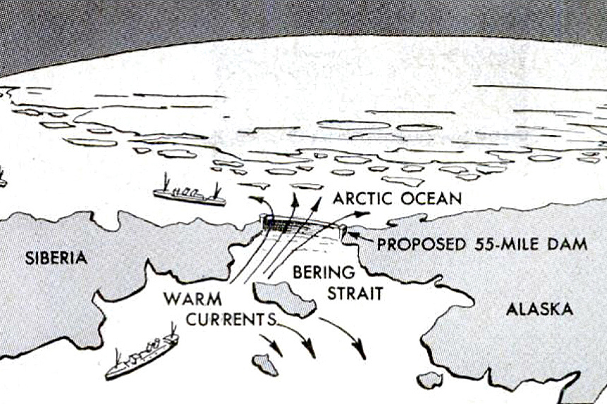 The Soviet Plan to Thaw the Arctic