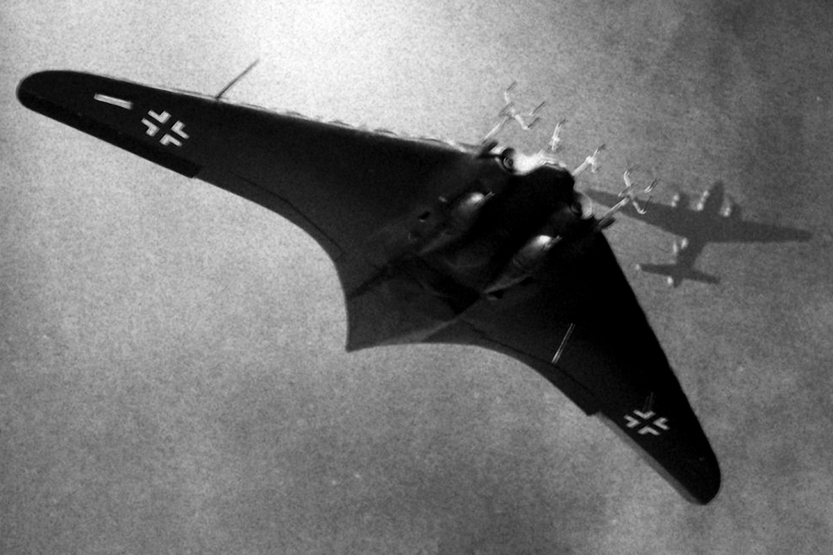 Strange Aircraft of the Third Reich: Real and Imagined