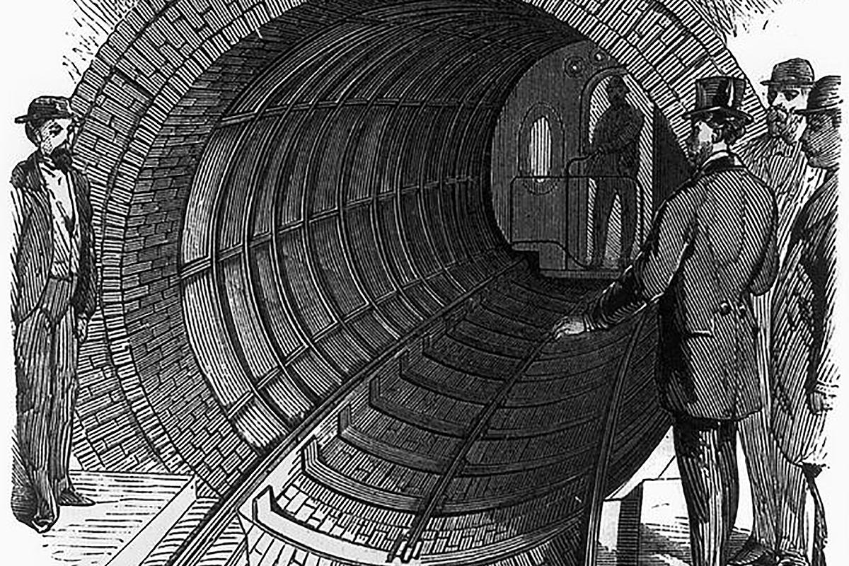 New York Pneumatic Tube