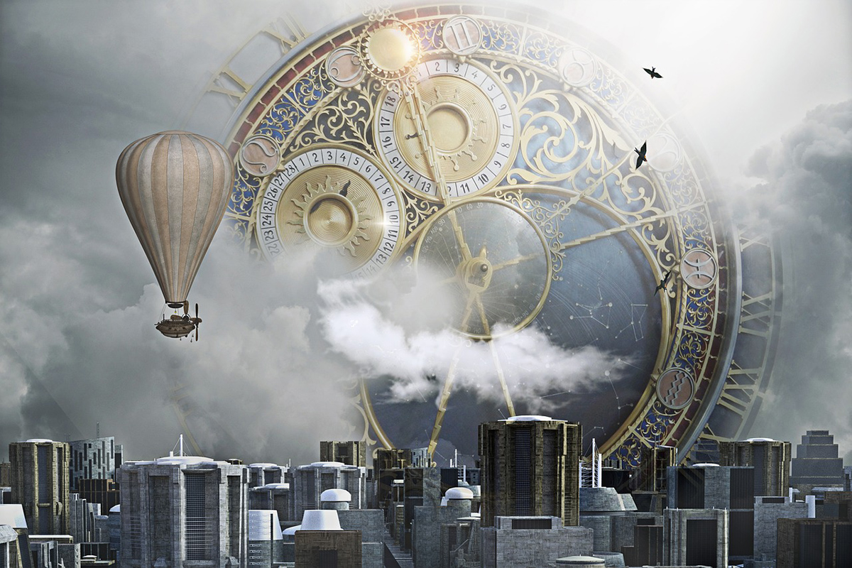In Defense of the Lighter Side of Steampunk