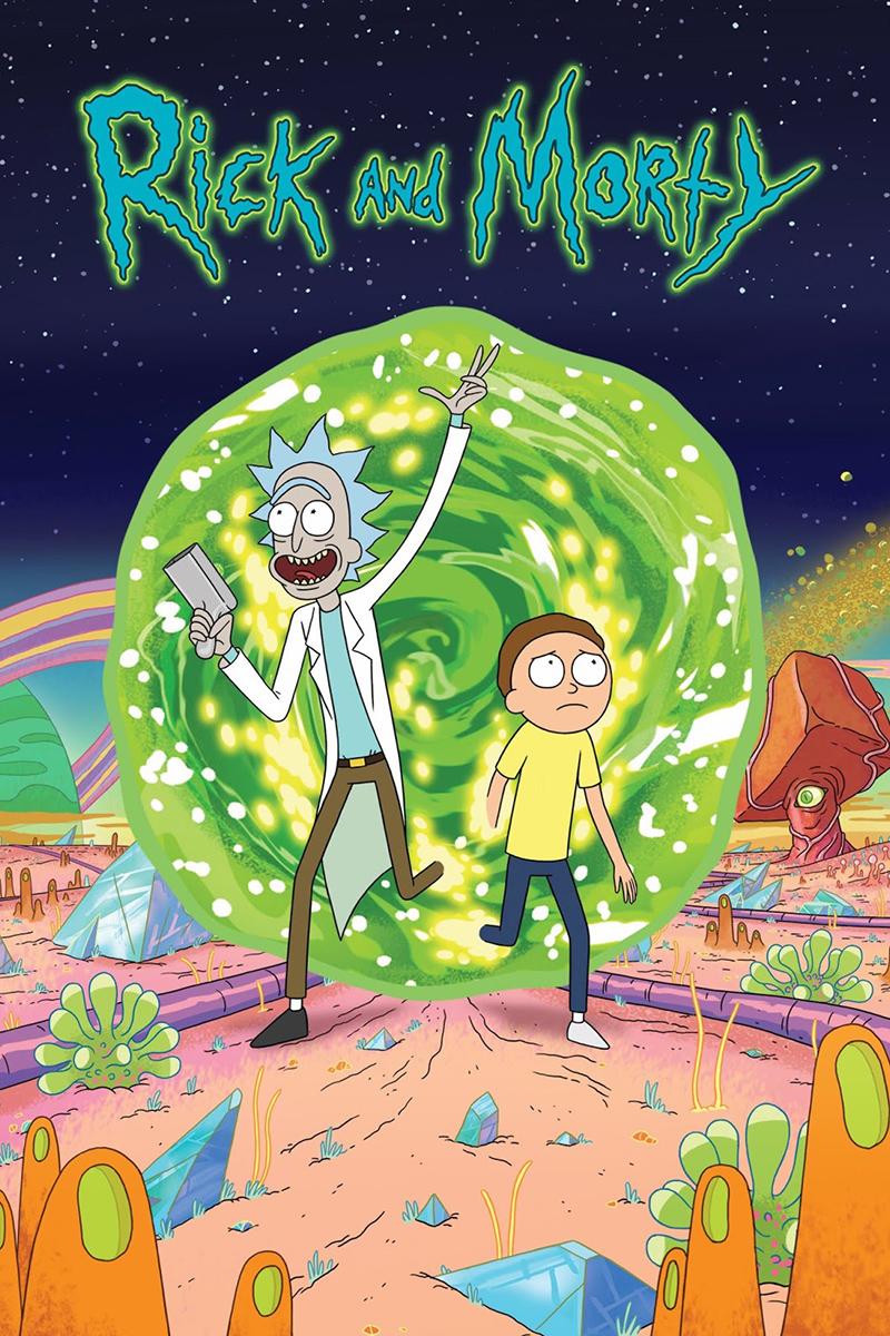 Рик и Морти смотреть бесплатно на сайте rusubcartoons.ru