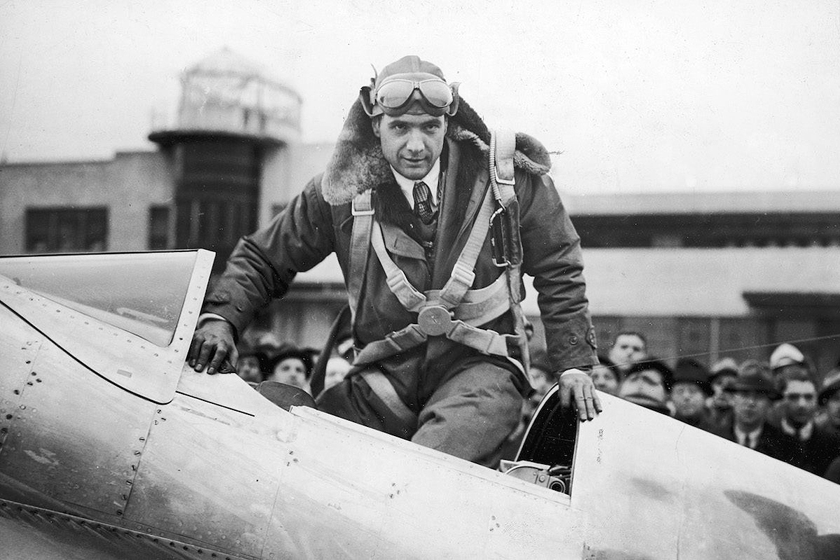 The Aviator: The Life and Legend of Howard Hughes