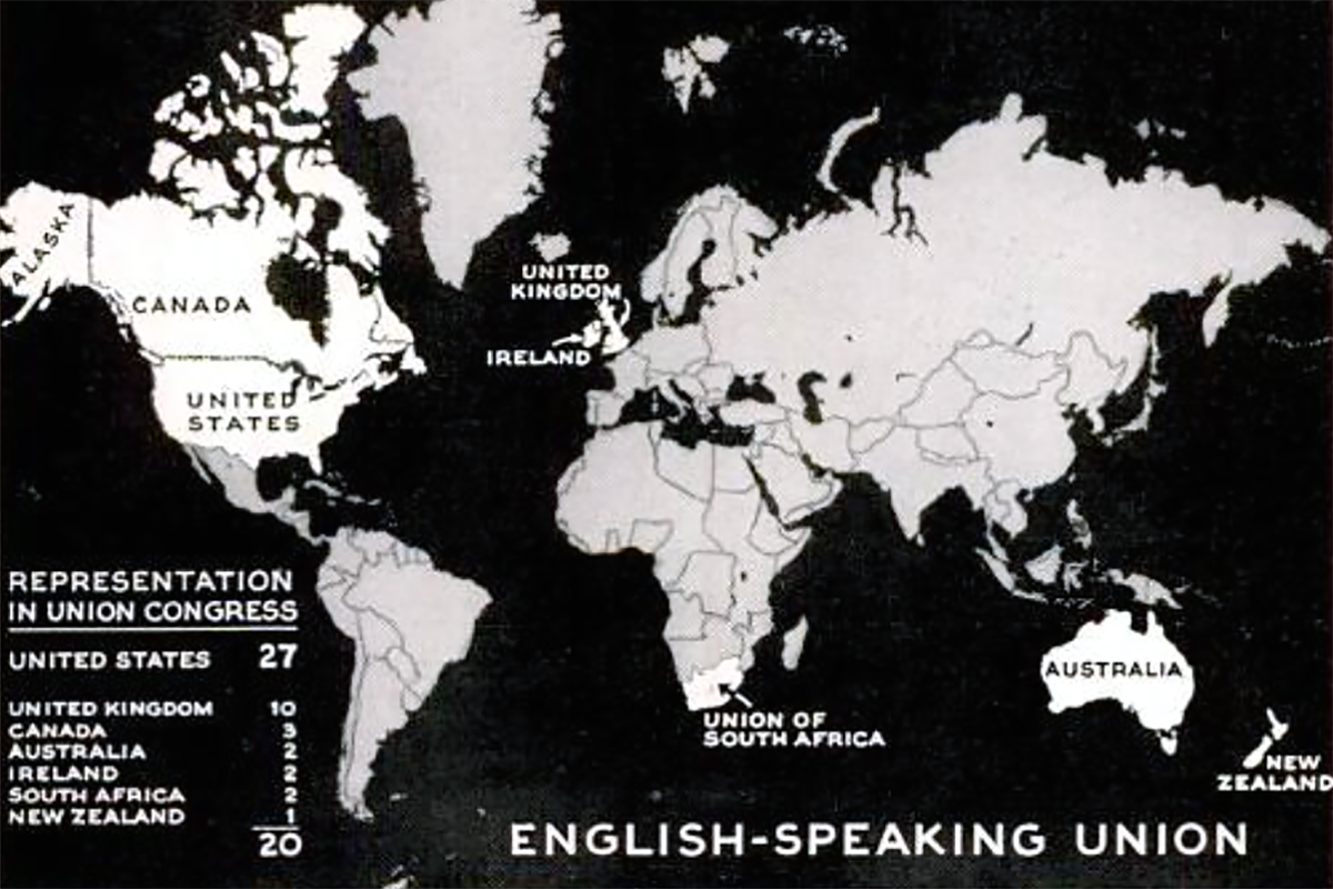 Robert Sherwood's Union of the English-Speaking Peoples