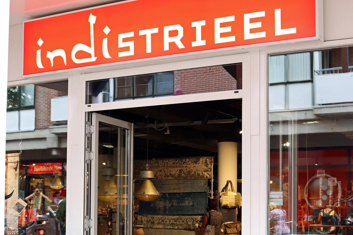 Indistrieel Middelburg Netherlands
