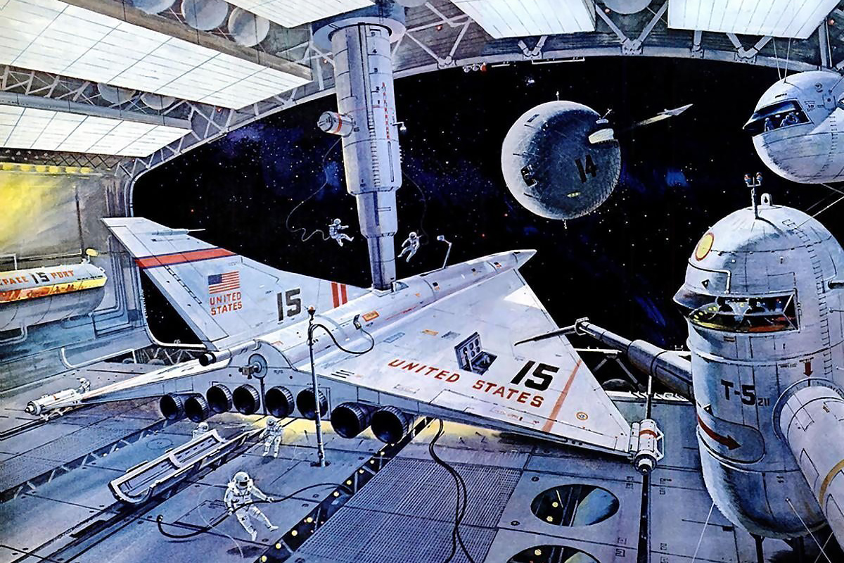 The Art of Robert T. McCall