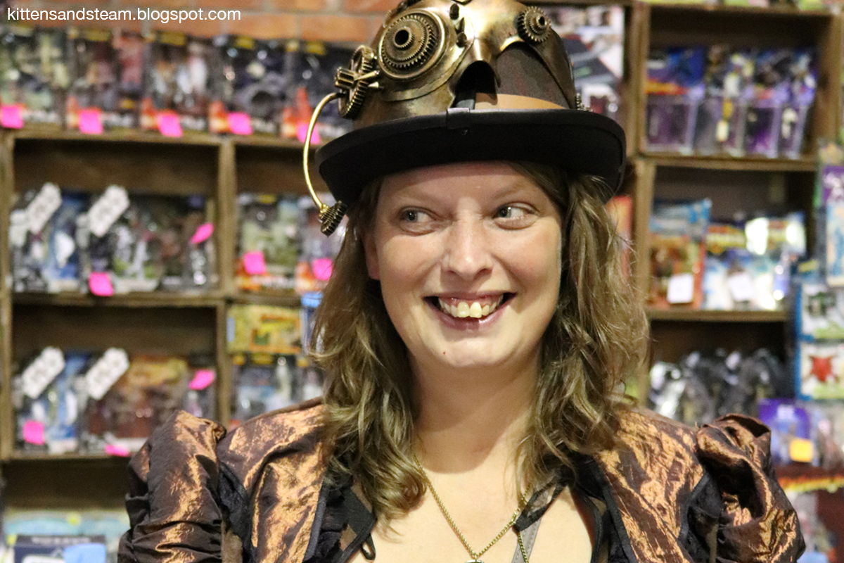 Steampunk at Comic Con Antwerp
