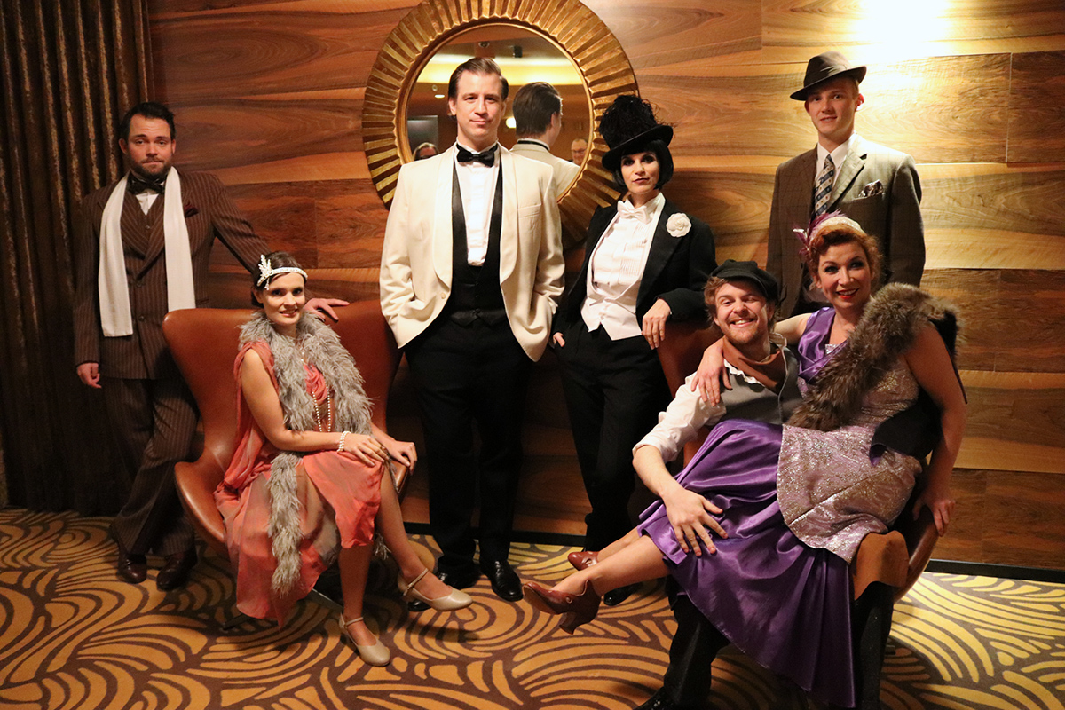 Get Immersed in Gatsby's Big Night