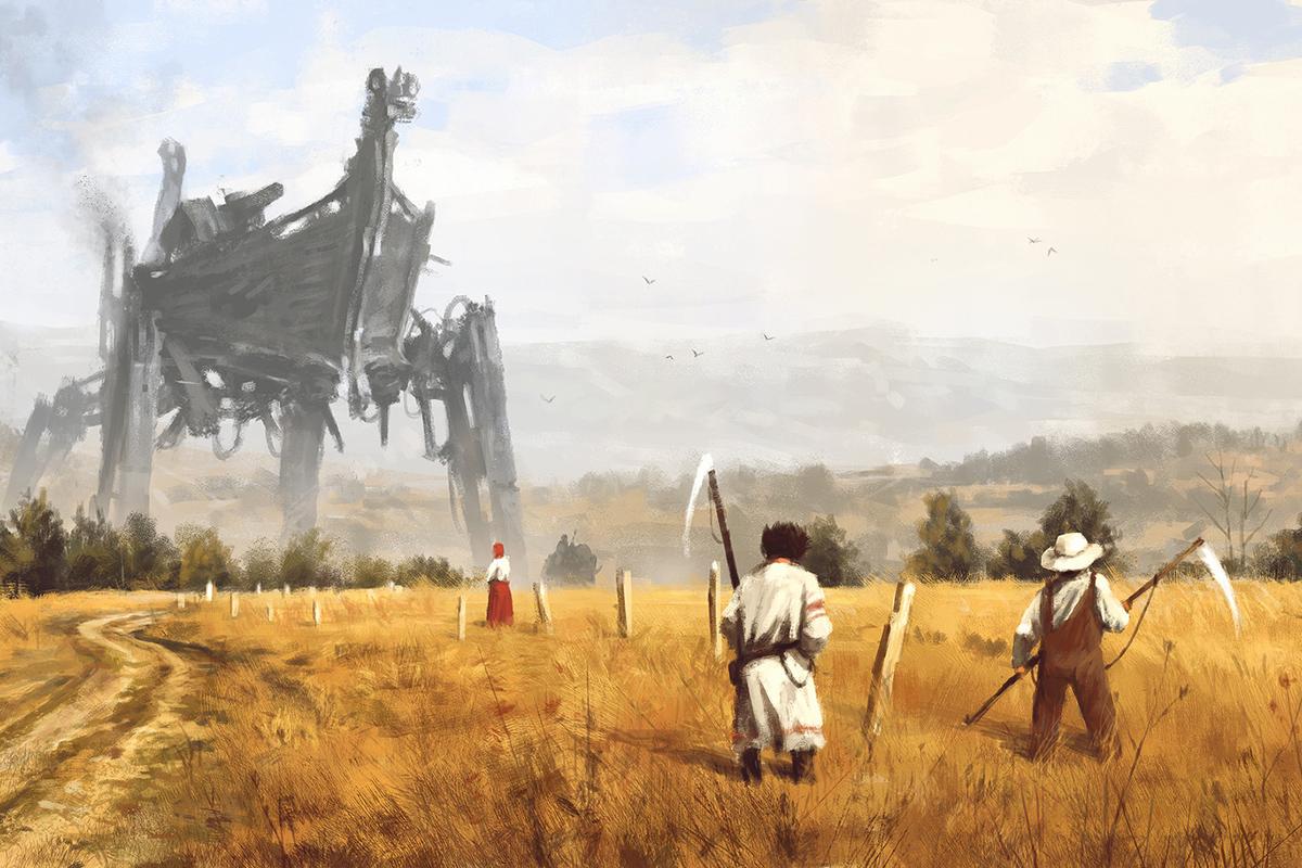 The Gatekeeper's Scythe