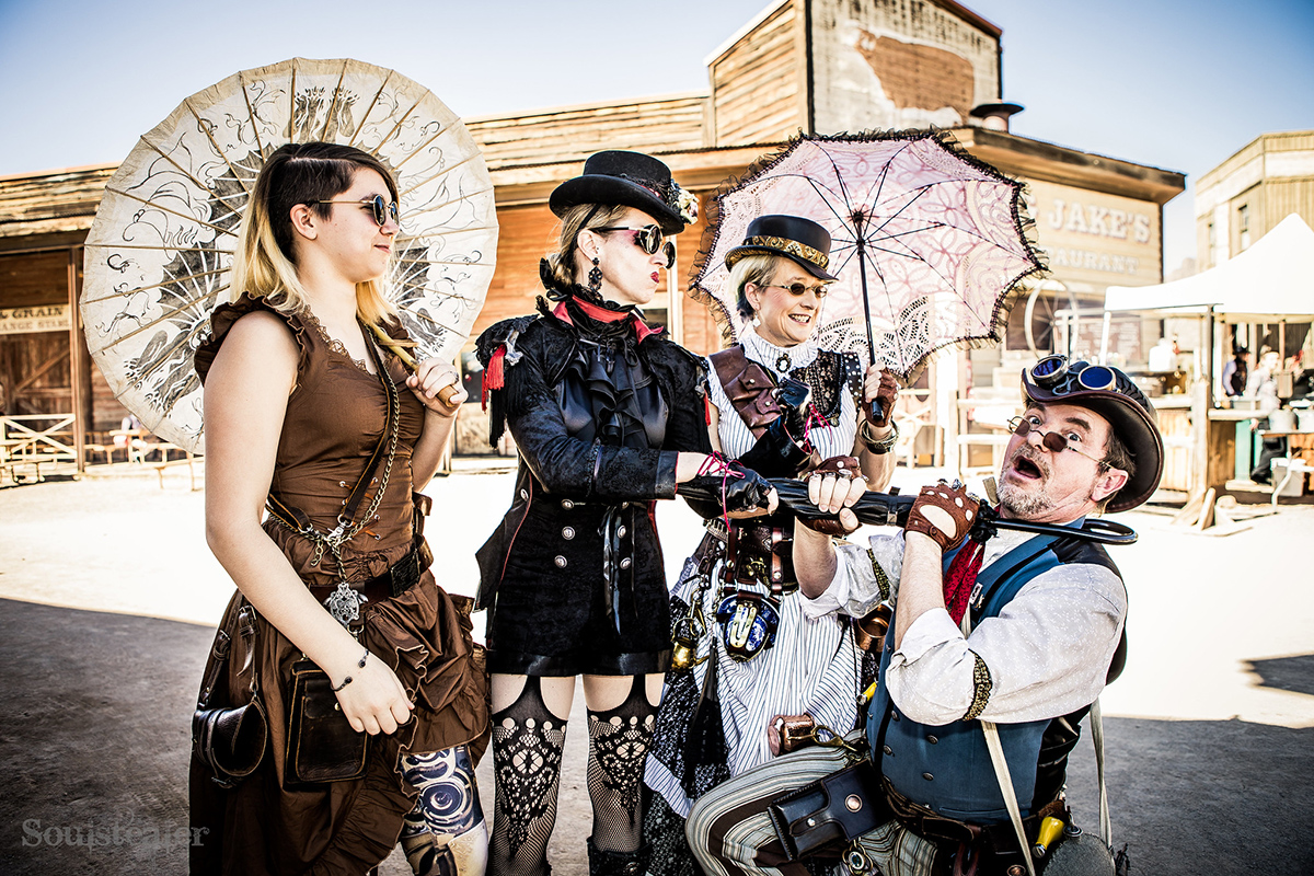 Are Steampunk Events Really Thriving?