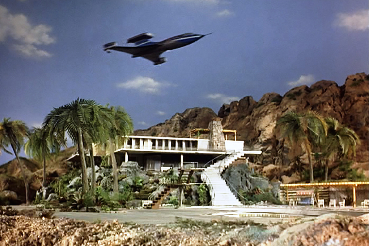 The Fabulous Locations of Thunderbirds