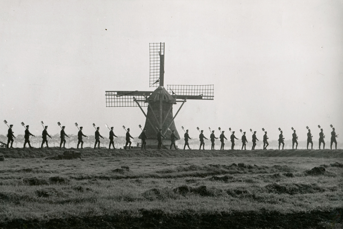 Photos of the Netherlands in World War II