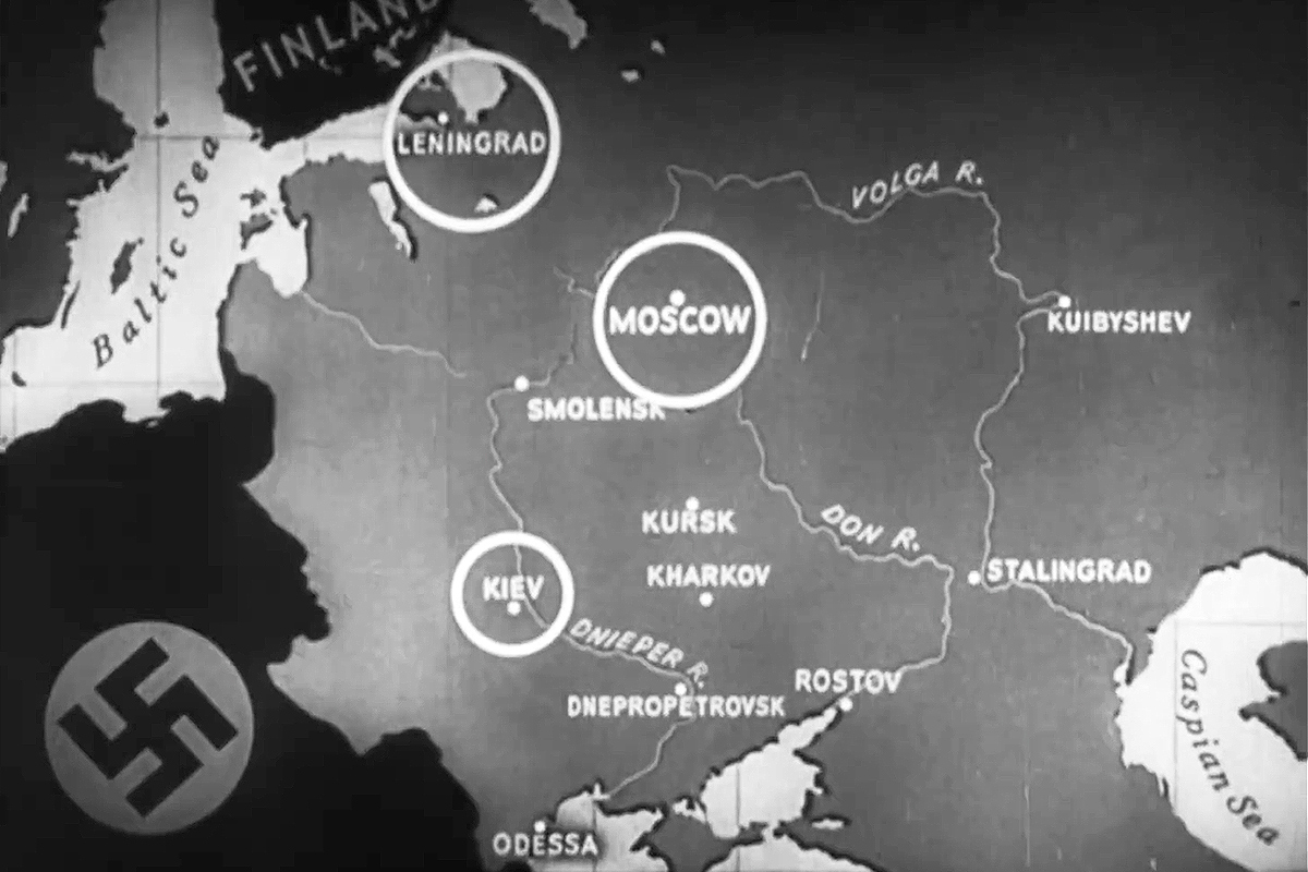 "When the World Held Its Breath: The ""What Ifs"" of Operation Barbarossa"