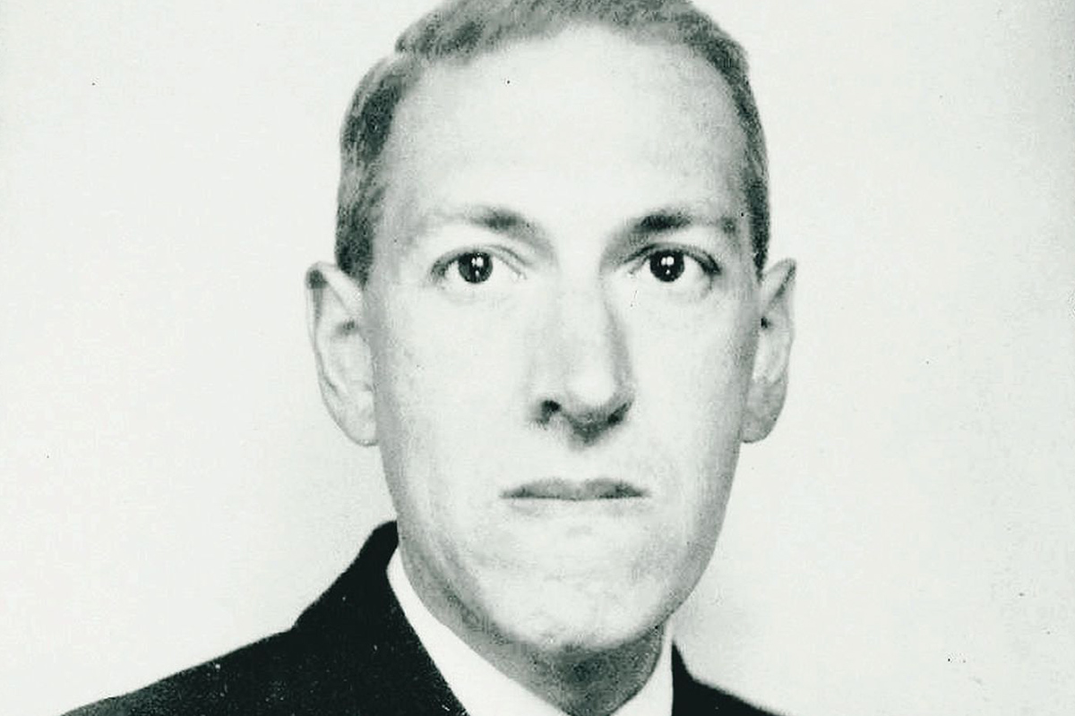 Master of the Genre in Death: H.P. Lovecraft