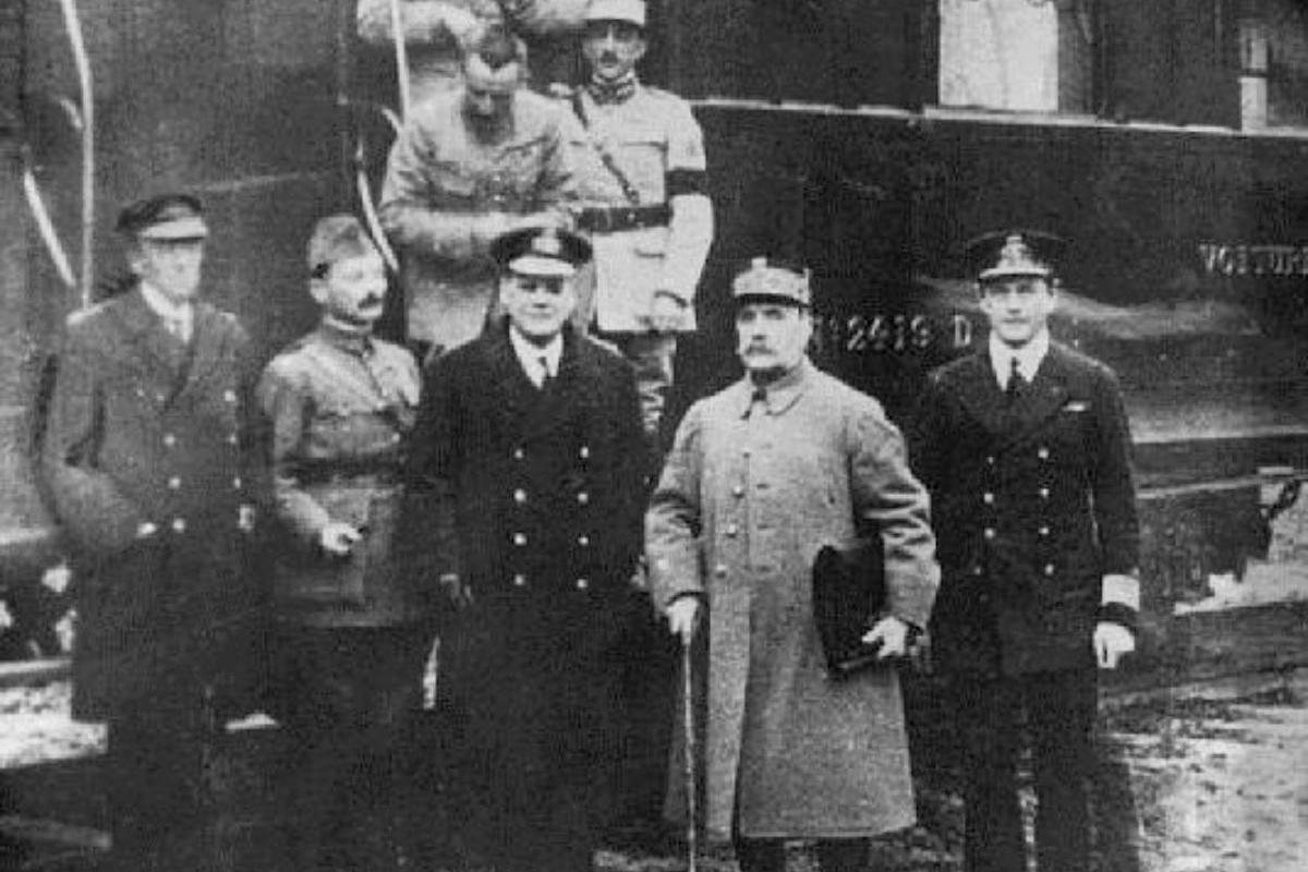 Maxime Weygand Ferdinand Foch