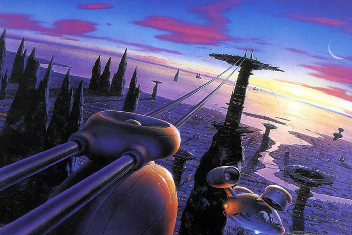 The Art of Chris Moore
